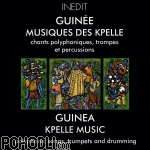 Various Artists - Guinea - Music of the Kpelle - Polyphonie Songs, Trumpets and Drumming (CD)
