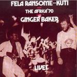 Fela Kuti - Live with Ginger Baker (CD)
