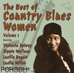 Various Artists - The Best of Country Blues Woman Vol.1 (CD)