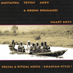 Mustapha Tettey Addy - Smart Boys (CD)