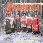 Riabina - Piesni staroobrzedowe (CD)
