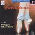 Philippe Reverdy, piano - La danse par le disque Vol.11 - Variations (CD)
