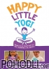 Jane Oppegaard - Happy Little Yogi (DVD)