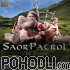 Saor Patrol - Scottish Pipes & Drums Untamed - The Stomp CD