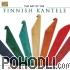 Martti Pokela, EevaLeena Sariola, Matti Kontio - The Art of the Finnish Kantele (CD)
