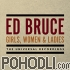 Ed Bruce - Girls Women and Ladies (CD)