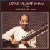 Vilayat Khan - Sitar (CD)