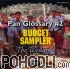 Pan Glossary No. 2 sampler - The Wedding - East Europe and Central Asia (CD)