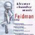 Giora Feidman - Klezmer Chamber Music (CD)