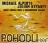 Michael Alpert & Julian Kytasty - Night Songs from a Neighboring Village - Ballads of the Ukrainian & Yiddish Heartland (CD)