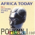 Various Artists - Africa Today Vol.1 - Angola (CD)