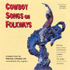 Various Artists - Cowboy Songs on Folkways (CD)