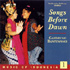 Various Artists - Indonesia Vol. 1 - Songs Before Dawn (CD)