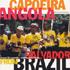 Grupo de Capoeira Angola Pelourinho - Capoeira Angola from Salvador Brazil (CD)